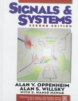 Signals   Systems PDF