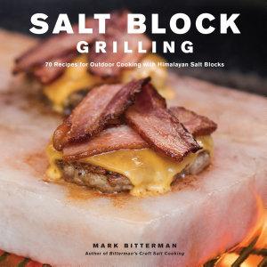 Salt Block Grilling Book