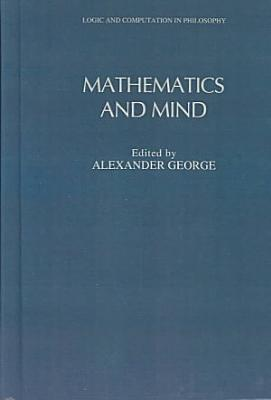 Mathematics and Mind PDF