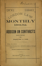 London Law Monthly