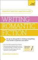 Masterclass: Writing Romantic Fiction