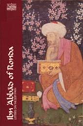 Ibn ʻAbbād of Ronda: Letters on the Sūfī Path