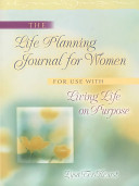 The Life Planning Journal for Women PDF
