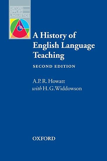 A History of ELT  Second Edition PDF