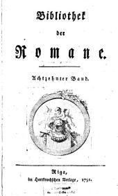Bibliothek der Romane: Band 18
