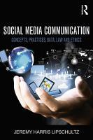 Social Media Communication PDF