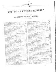 Potter S American Monthly Book PDF