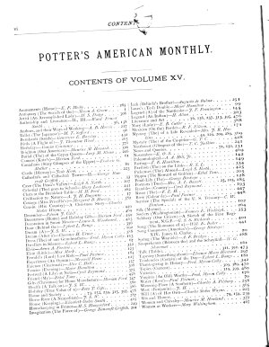 Potter s American Monthly