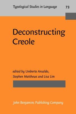 Deconstructing Creole