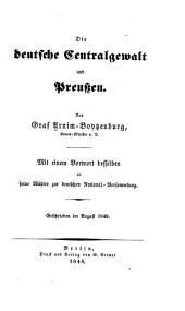 Drei Leitgedanken der Weimarer Reichsverfassung: Rede, gehalten bei der Jahresfeier der Universität Heidelberg am 22. November 1922