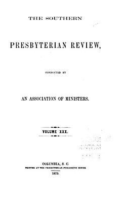 Southern Presbyterian Review PDF