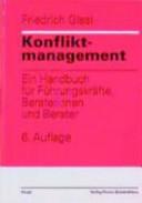 Konfliktmanagement PDF