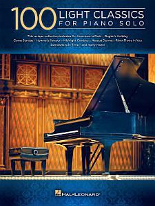 100 Light Classics for Piano Solo Book
