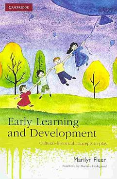 Early Learning and Development PDF