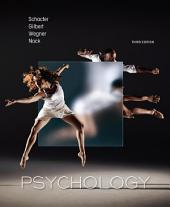 Psychology: Edition 3