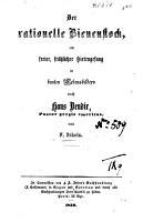 Der rationelle Bienenstock PDF