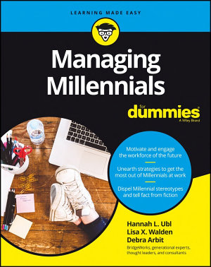 Managing Millennials For Dummies PDF