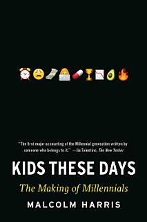 Kids These Days Book