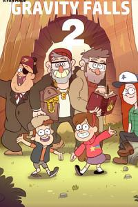 Gravity Falls   The Second Summer Book