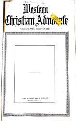 The Western Christian Advocate Book PDF