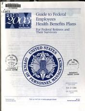 The     Guide to Federal Employees Health Benefits Plans for Federal Retirees and Their Survivors PDF