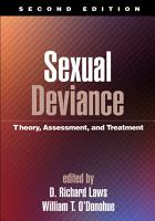 Sexual Deviance  Second Edition PDF