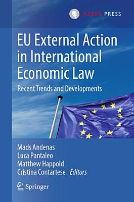 EU External Action in International Economic Law PDF