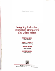 Instructional Technology For Teaching And Learning Book PDF