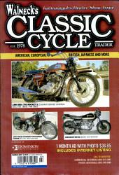 WALNECK'S CLASSIC CYCLE TRADER, MARCH 2007