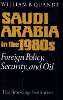 Saudi Arabia in the 1980s