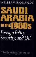 Saudi Arabia in the 1980s PDF