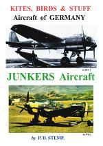 Kites, Birds & Stuff - Aircraft of GERMANY - JUNKERS Aircraft