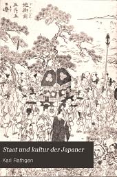 Staat und Kultur der Japaner