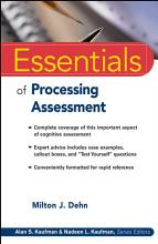 Essentials of Processing Assessment PDF