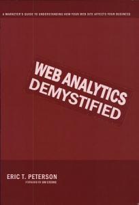 Web Analytics Demystified Book