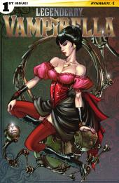 Legenderry: Vampirella #1