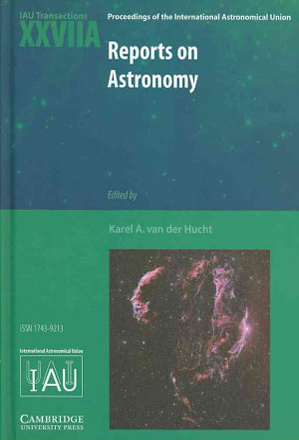 Reports on Astronomy 2006 2009  IAU XXVIIA  PDF