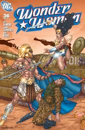 Wonder Woman (2006-) #36