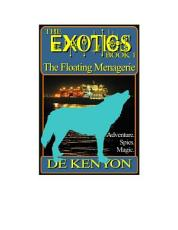 The Exotics Book 1: The Floating Menagerie