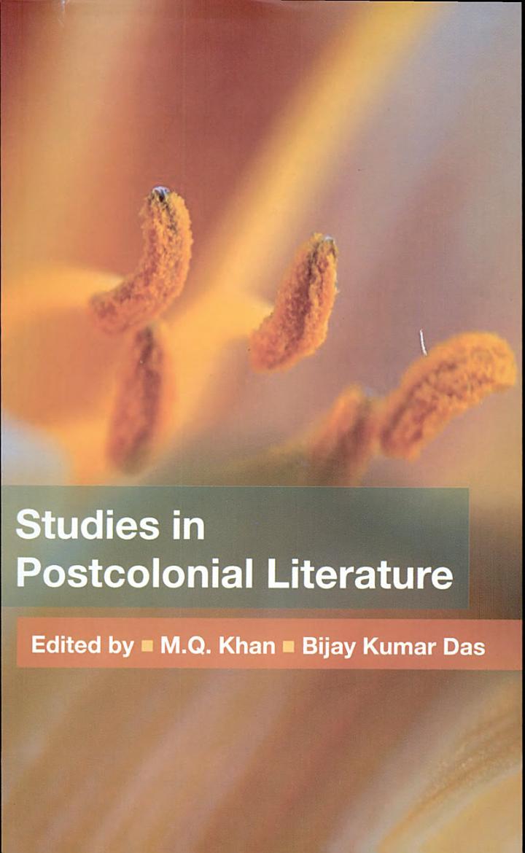 Studies in Postcolonial Literature