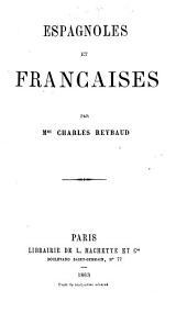 Espagnoles et francaises