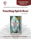 Touching Spirit Bear Teacher Guide PDF