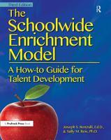 The Schoolwide Enrichment Model PDF