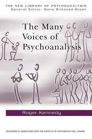 The Many Voices of Psychoanalysis PDF