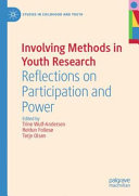 Involving Methods in Youth Research
