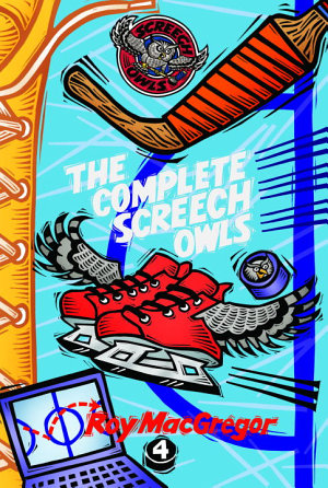 The Complete Screech Owls  Volume 4
