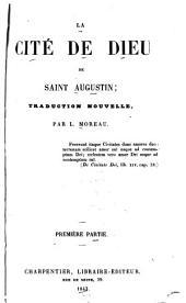 La cité de Dieu de Saint Augustin: traduction nouvelle, Volume25