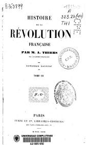 Histoire de la Révolution Française: Volume3
