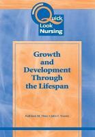 Growth and Development Through the Lifespan PDF