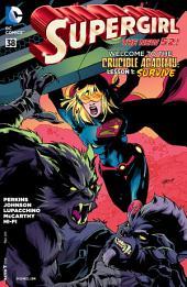 Supergirl (2011-) #38